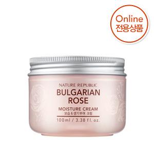 保加利亚玫瑰水嫩保湿霜 100ml(大容量)