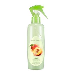 平滑肌肤去角质沐浴喷雾-水蜜桃香