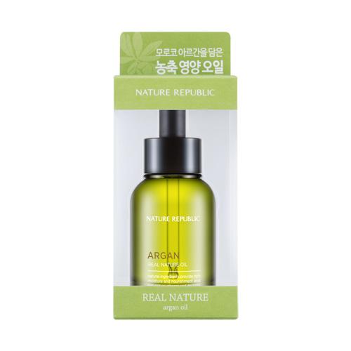 精粹自然安瓿 - 摩洛哥坚果油