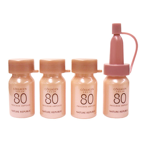 Dream 80 programs collagen ampoule